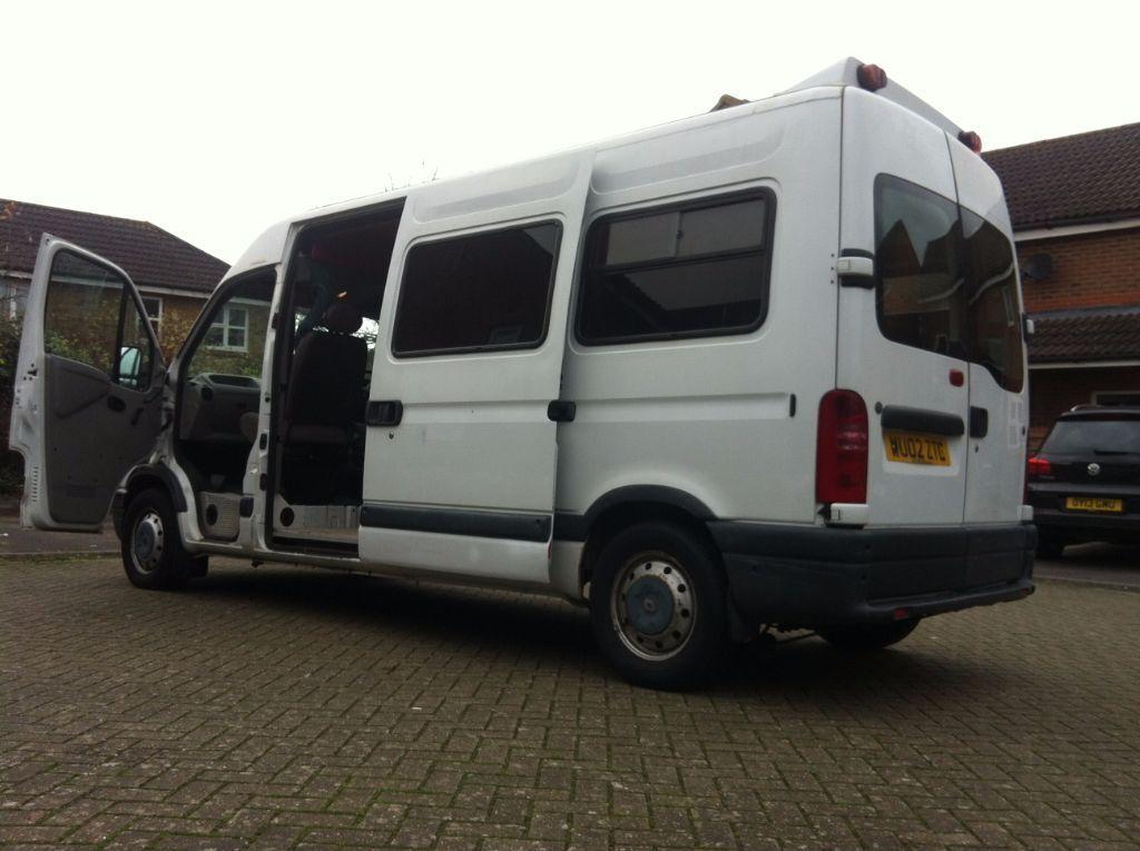 39 02 renault master 5 month mot ex ambulance camper semi conversion extras in oxford. Black Bedroom Furniture Sets. Home Design Ideas