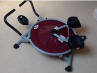 Ab circle pro toning machine IDEAL FOR toning those abs. In perfect condition.