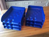 Niceday letter / stationary trays