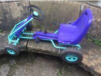 """""""Kettcar"""" Kids' Go-Kart"""