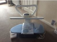 Domena steam ironing press excellence SP 4000 complete with all accessories and instructions