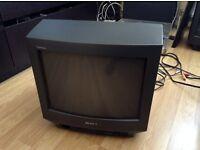 Mid '90s Sony Trinitron KV-14T1U Television