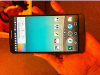 LG G3 D855 - 16 GB - Metallic Black - Unlocked(Excellent condition)