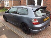 Honda Civic 1.6 Sport in vgc loads spent but loosing oil