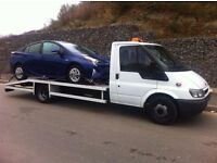 CAR RECOVERY COLLECTION / DELIVERY TRANSPORT SERVICE BASED IN ESSEX COVERS UK