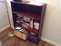 Sturdy and spacious bookshelves