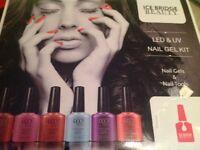 Gel Nail Kit LED & UV Ice Bridge Beauty