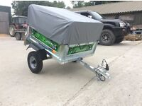 Daxara car trailer