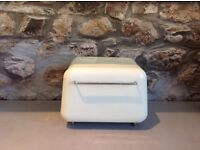 Bread Bin, excellent condition. Typhoon. Cream colour. Large size with lift door