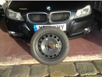 spare wheel for BMW 3 series