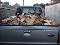 Firewood Logs Delivered