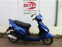 2011 Lifan Jet / Pulse Scout 50cc Scooter Moped 2240km