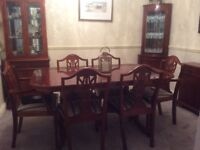 DINING ROOM FURNITURE SUITE