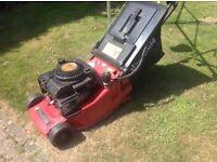 Mountfield empress 16 petrol lawnmower