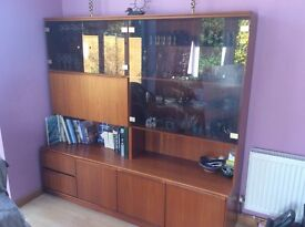 Dining Room / Lounge Unit with Drinks Cabinet
