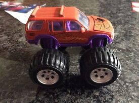 Monster 4 x 4 - Mint Condition
