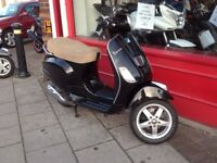 Vespa LXv 125 Efi Finance available from £54.99 x 36 months