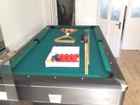 selling a slate pool table, pick up only need gone urgently