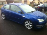 FORD FOCUS ST-2 FULL SERVICE HISTORY 55 REG MAY SWAP OR PX £3995ONO