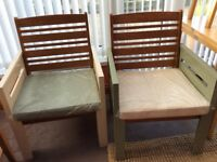 Garden/Conservatory Chairs