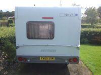 Hymer nova caravan