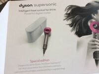 Brand New Boxed Dyson Supersonic Special Edition