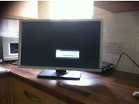 """LOOK High End Quality Dell 23"""" HD Computer PC Monitor"""