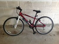 Childs mountain bicycle for sale, also suit small teenager