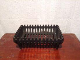 Cast iron dog basket