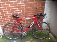 Dawes Giro 300 road bike.