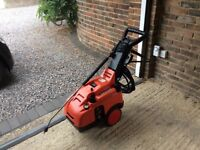 Interpump TX12-100 cold pressure washer, perfect working order.
