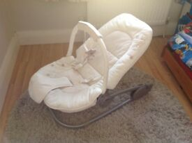 Mamas and Papas Wave Baby Bouncer