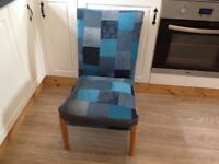 Brand new! Vintage Custom upholstered Parker knoll nursing, bedroom chair