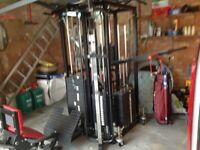 Multi gym. All in one heavy duty. Fantastic piece of equipment