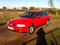 1999 Audi A4 2.4 Auto Estate One Owner From New