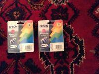 Epson Magenta T0423 Toner*2