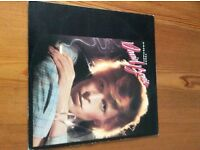 LP Vynil records. David Bowie