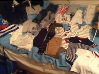 3-6 boy bundle of clothes 40+ items