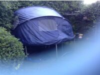 12ft Trampoline with Tent Enclosure