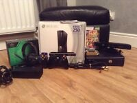 Xbox 360 Kinect with Accessories