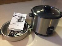 Rice Cooker Silvercrest in good condition