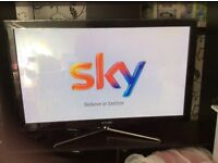 Samsung 50 inch 3D Plasma Freeview HD TV