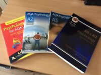 AQA A Phsycology Books for AS and A2