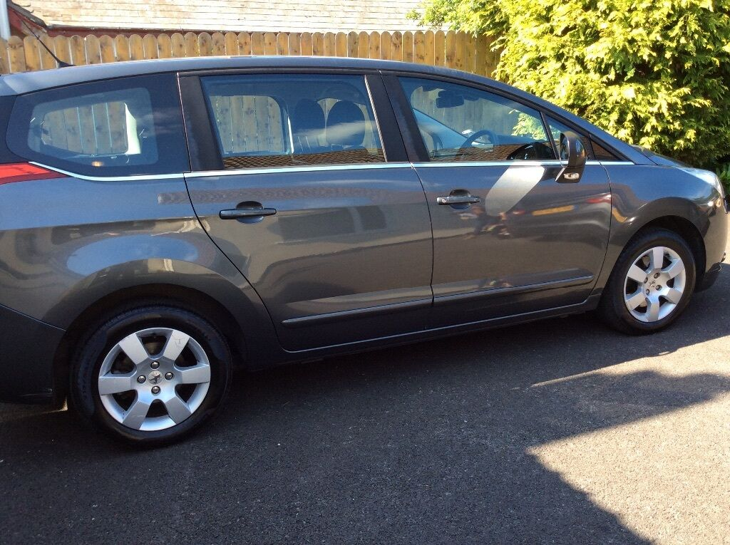 peugeot 5008 estate 2 0 hdi 150 sport 5dr in carryduff belfast gumtree. Black Bedroom Furniture Sets. Home Design Ideas