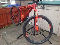 Mountain bike cube ltd sl 29a (19) rrp 1150 want (£490)