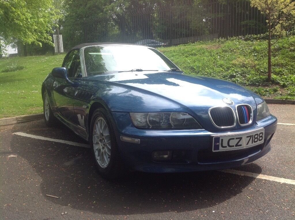 2001 z3 convertible roadster facelift may swap for a e30 or e 34 in andersonstown belfast. Black Bedroom Furniture Sets. Home Design Ideas