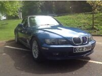 2001 Z3 convertible roadster (facelift) may swap for a e30 or e 34