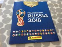 World Cup Stickers (to swap) *Updated 16 July *
