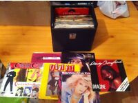 50 singles from the 70's and 80s