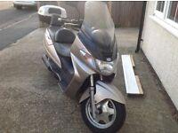 250 burgeman scooter